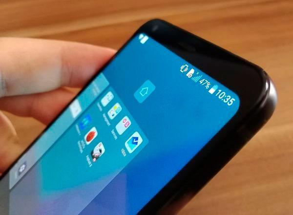 LG Q6 a la venta pantalla infinita