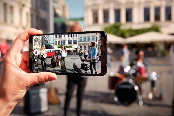 LG Q6 a la venta cámara principal