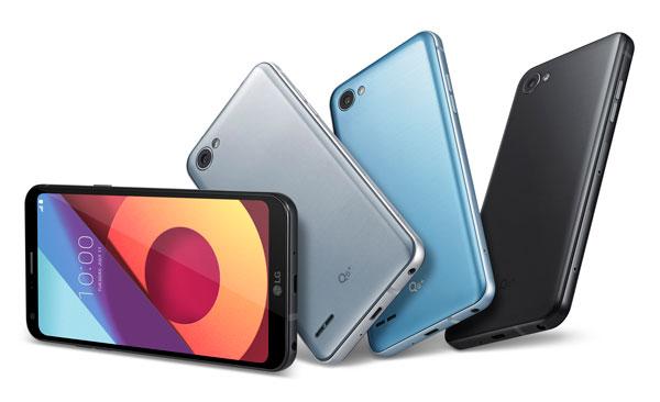 LG Q6 a la venta final