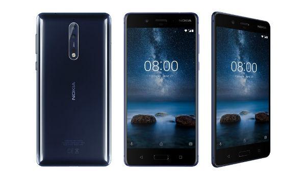 Nokia ocho procesador