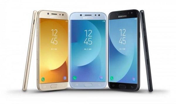 Samsung Galaxy J5 2017 diseño