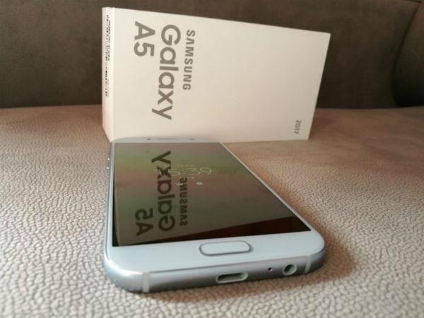 Samsung Galaxy A5 2017 potencia