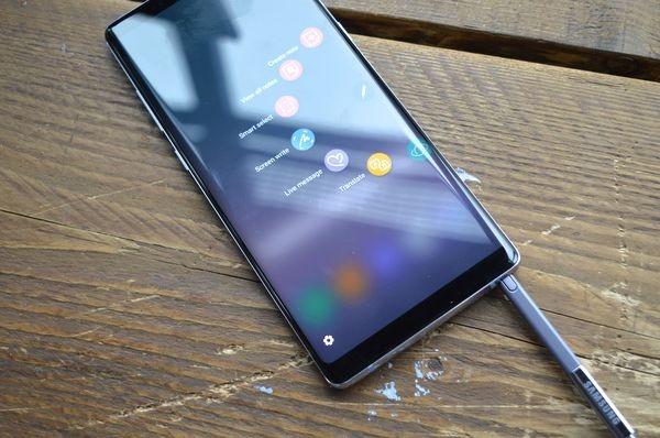 El Samsung Galaxy Note 8 se actualiza con mejoras para la cámara