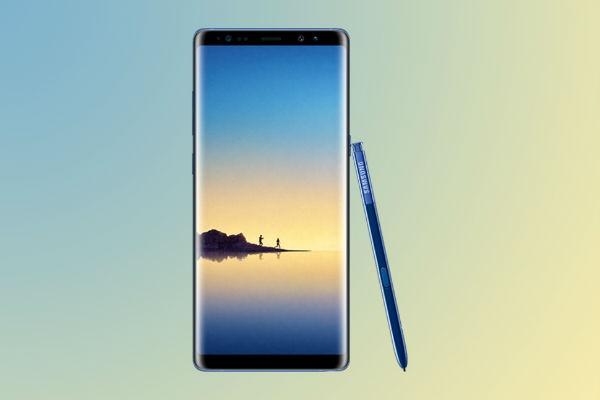 Samsung Galaxy™ Note ocho diseño