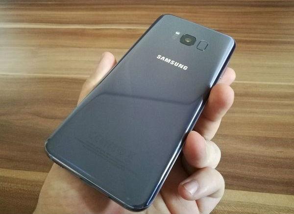 Samsung Galaxy™ S8 Plus procesador