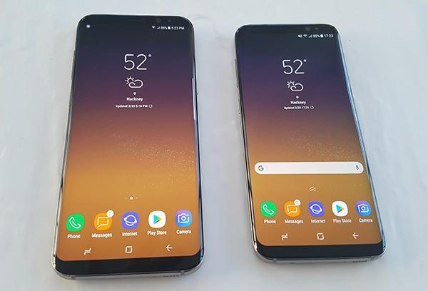 Samsung Galaxy™ S8+ se actualiza con el parche de seguridad de octubre