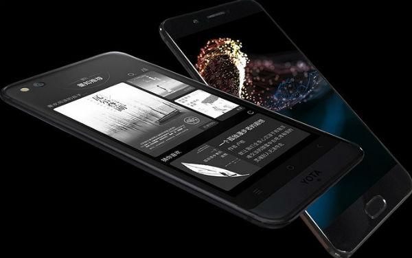 YotaPhone 3, reciente teléfono con 2 pantallas
