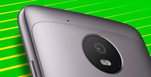comparativa Motorola℗ Moto G5S vs Moto G5 funda trasera