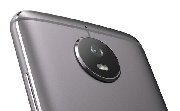 Aparece alguna imagen de prensa del Motorola™ Moto™ E5
