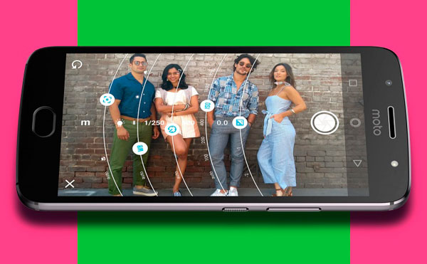 comparativa Motorola℗ Moto G5S vs Moto G5 cámara esencial Moto G5S