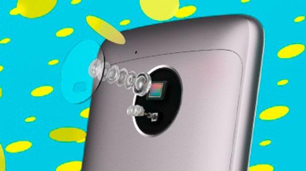 comparativa Motorola℗ Moto G5S vs Moto G5 cámara esencial Moto G5