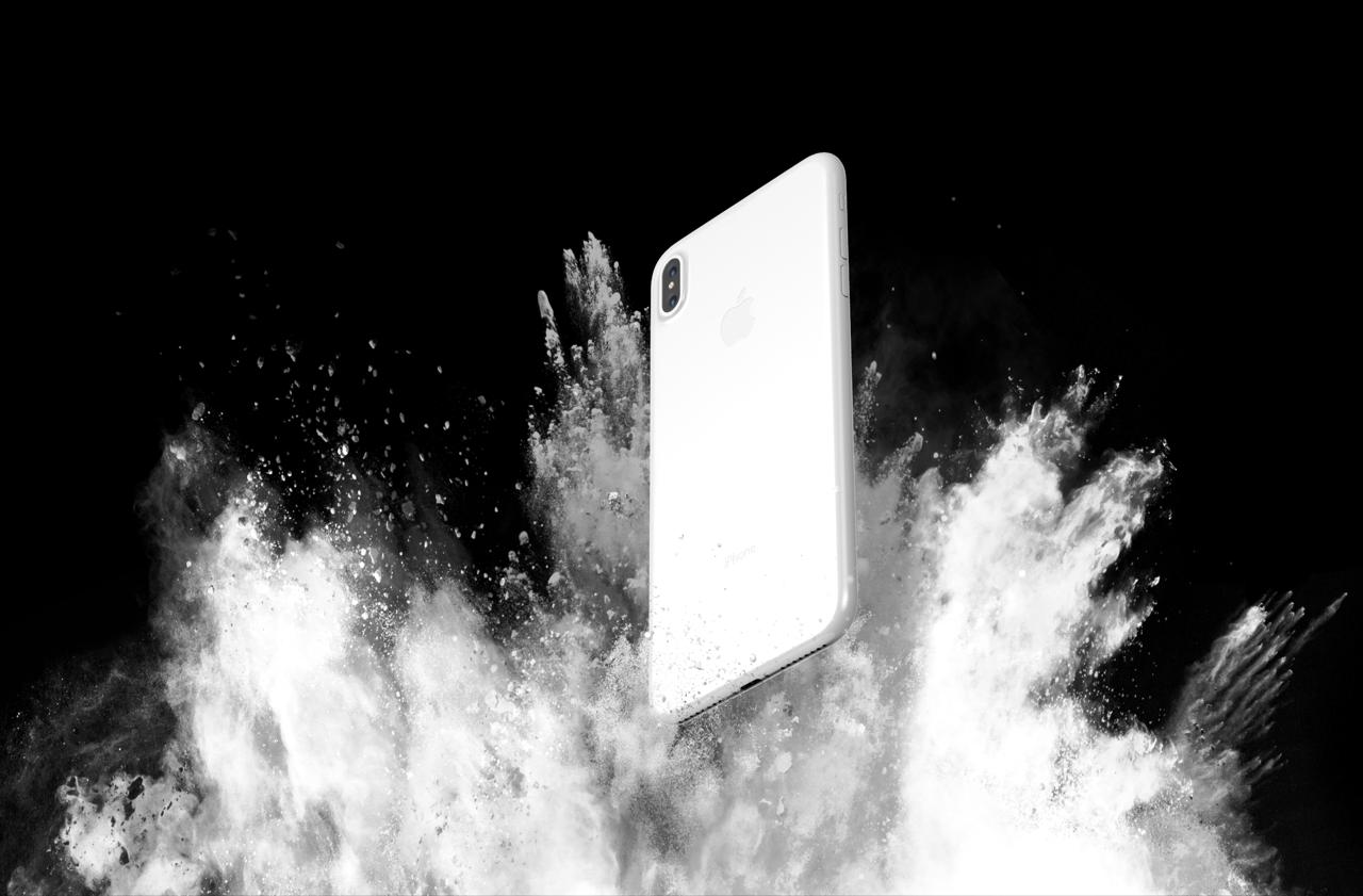 Así sería el iPhone 8 en imágenes promocionales