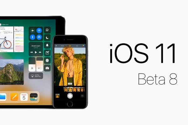 Novedades de la nueva beta de iOS 11