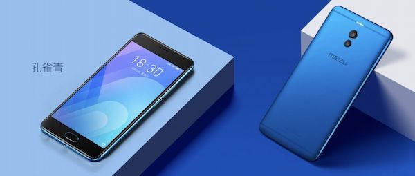 Meizu M6 Note, así es el reciente teléfono de la firma china