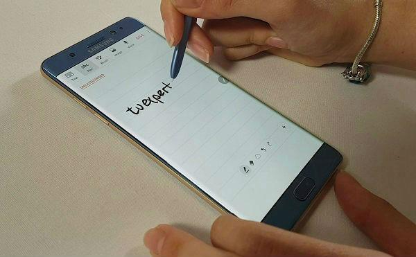 El Samsung™ Galaxy™ Note ocho podría tener alguna versión de 256 GB