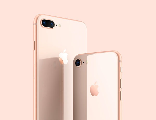 iPhone 8 Plus diseño