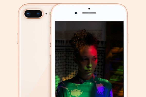 5 claves iPhone 8 Plus modo retrato