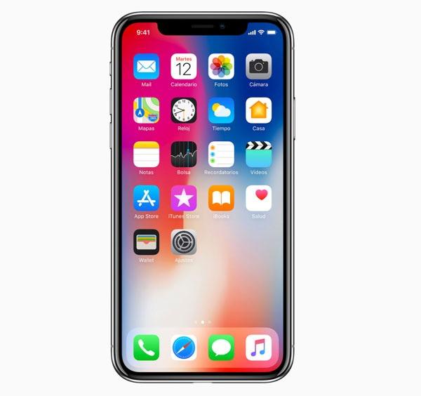 5 claves más importantes del iPhone X todo pantalla