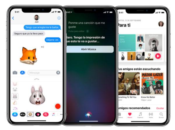5 claves más importantes del iPhone X iOS 11