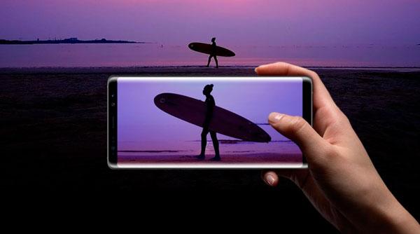 7 consejos para sacar mejores fotos con el Samsung Galaxy Note 8