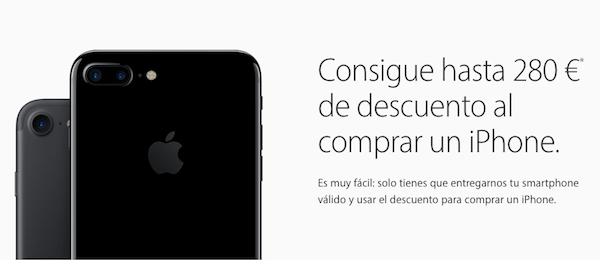 iphone cambio