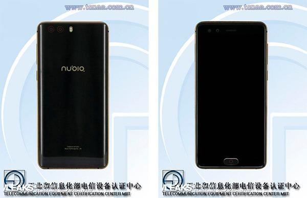 Nubia NX589J