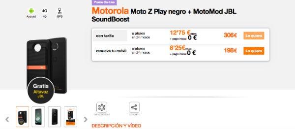Motorola septiembre