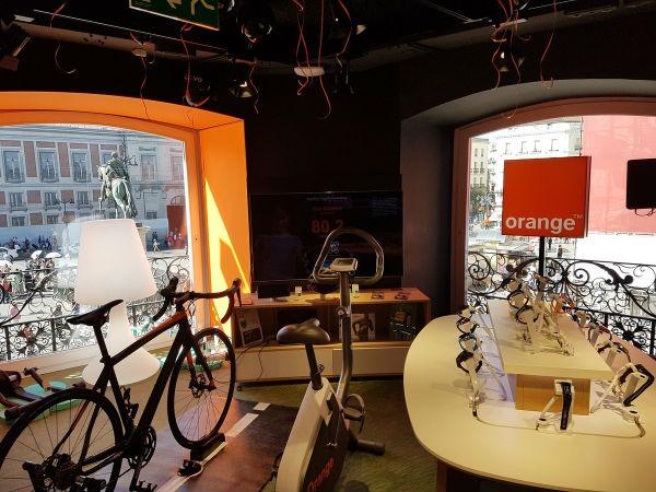 Orange tienda Madrid