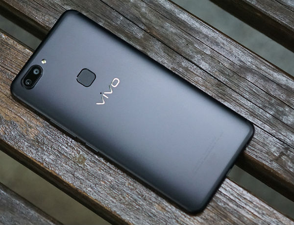 Vivo X20 diseño