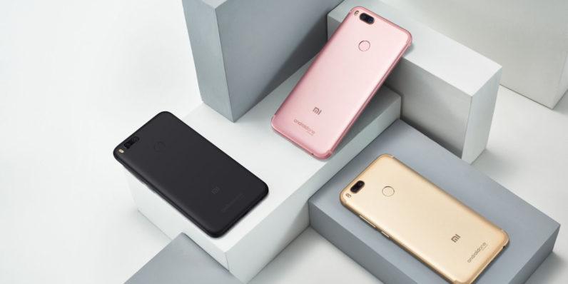 Xiaomi Mi A1, móvil con Android One creado en colaboración con Google