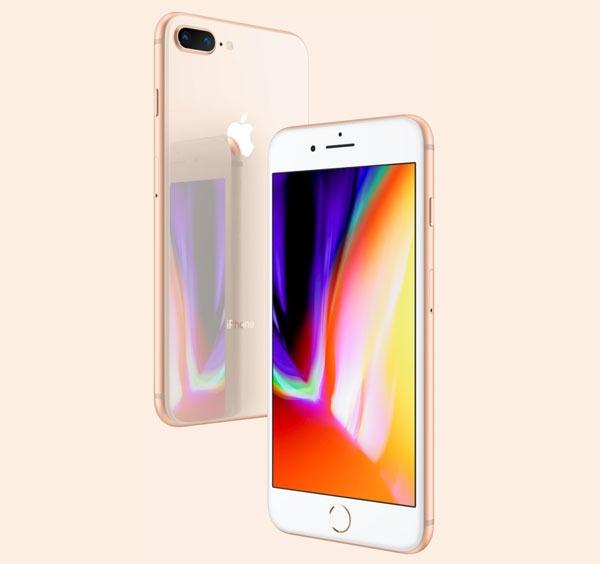comparativa iPhone X vs iPhone 8 Plus diseño iPhone 8 Plus