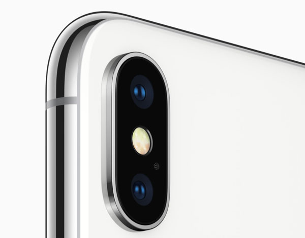 comparativa iPhone X vs iPhone 8 Plus cámara trasera iPhone X