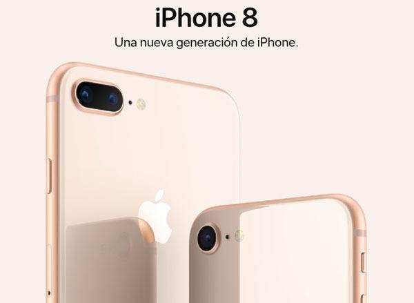 donde comprar iphone 8