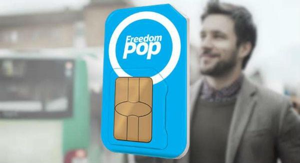 FreedomPop ofrece una tarifa con minutos ilimitados por 70 euros al año