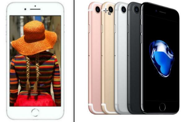Las 5 diferencias entre el iPhone 8 y el iPhone 7