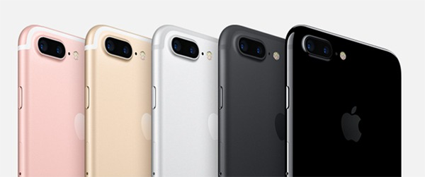 iPhone 7 Plus diseño