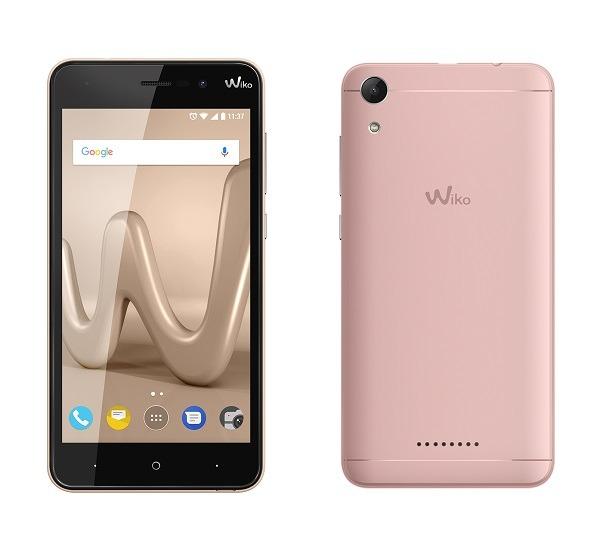 Wiko Lenny 4, un móvil sencillo con diseño metálico