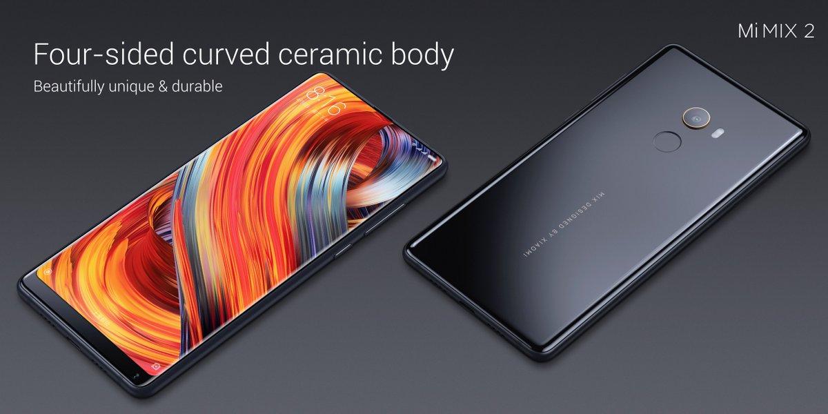 Xiaomi Mi Mix 2, características, precio y opiniones