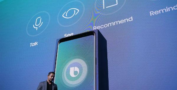 Bixby, el asistente inteligente de Samsung™ asistirá a sus frigos y lavadoras