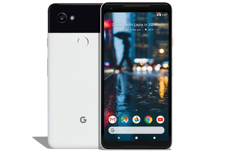 Google Pixel dos XL, precios y tarifas con Orange