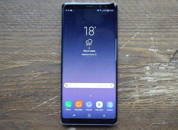 Modos para mejorar la seguridad de tu Samsung Galaxy Note 8