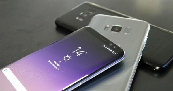 Samsung Galaxy S9 lector de huellas