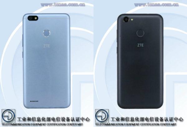 Aparecen filtrados dos nuevos modelos ZTE