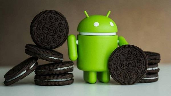 Android ocho Oreo