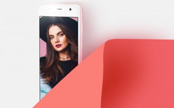Así es el nuevo Asus Zenfone 4 Selfie Lite