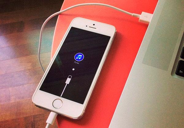 cómo pasar de iOS™ once a iOS™ diez desactivar manera DFU