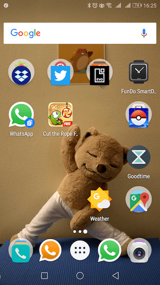 whatsapp app gemela huawei inicio
