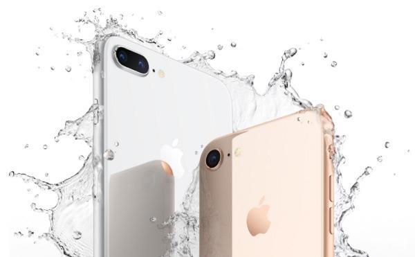 Denuncian a Apple por supuesta publicidad engañosa del iPhone 8