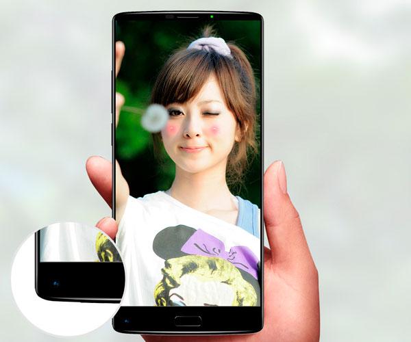 lanzamiento Homtom S9 Plus cámaras