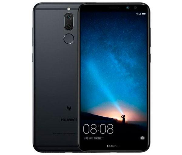 Huawei Mate 10 Lite, pantalla sin marcos y cuatro cámaras